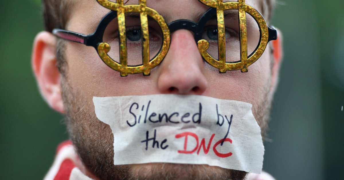 The DNC's Superdelegates Vote Has Been A Long Time Coming