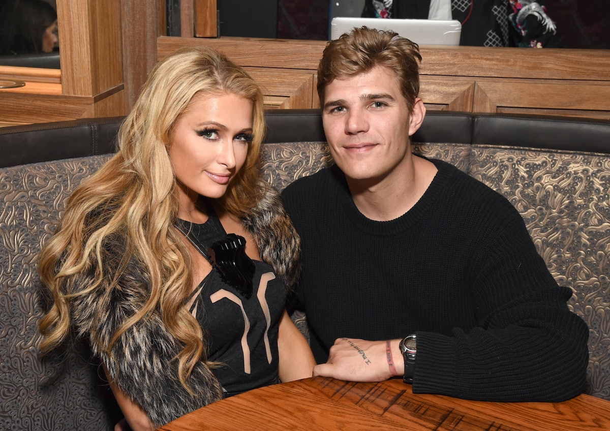 Paris Hilton & Chris Zylka's Wedding Got Pushed Back For A Totally Understandable Reason