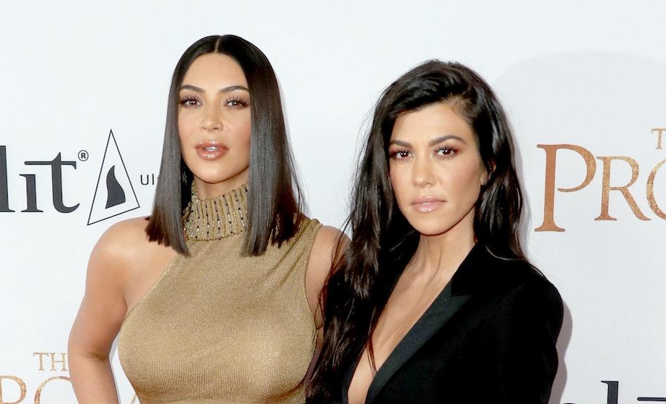 this photo of kourtney kim kardashian from 1995 proves they didn t