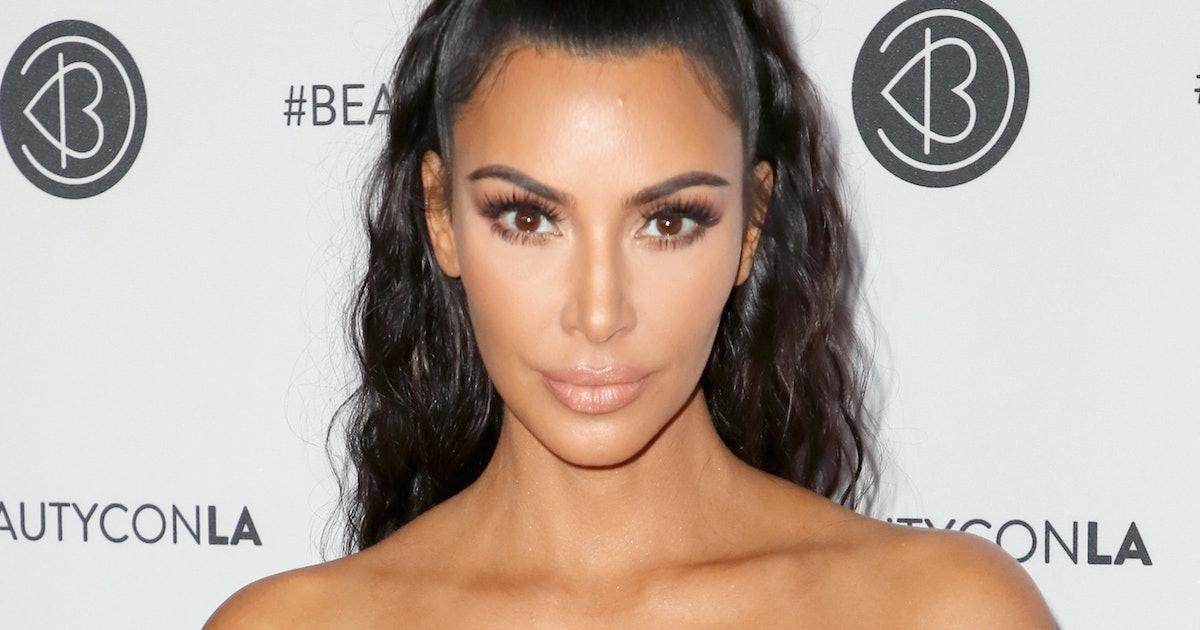 Fall 2018 Celeb Hair Trends Include Glass Hair, Says Kim ...
