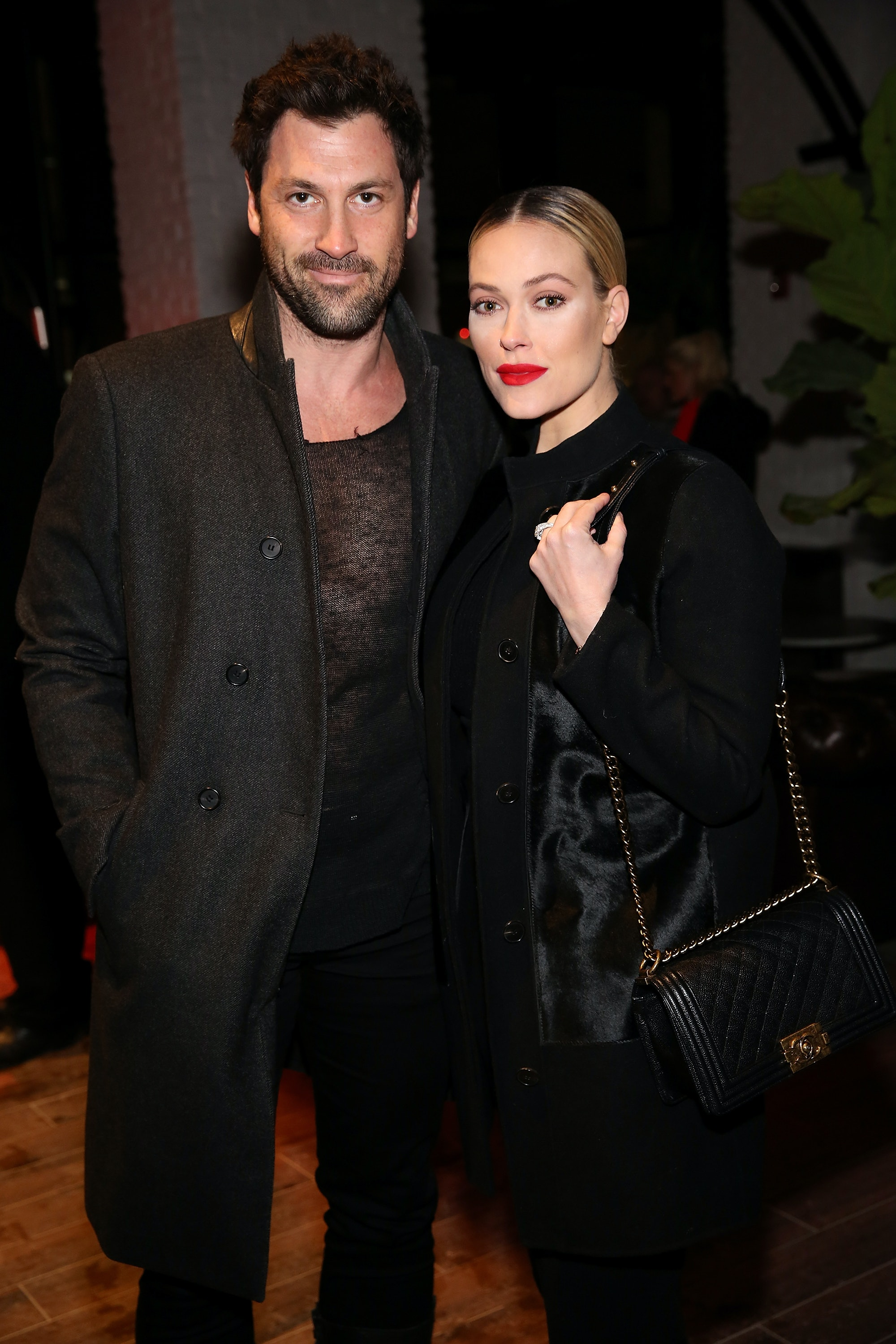 Is max from dancing with the stars still dating peta