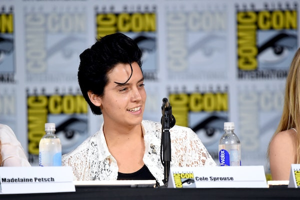 Cole Sprouse's dating history include many former costars.