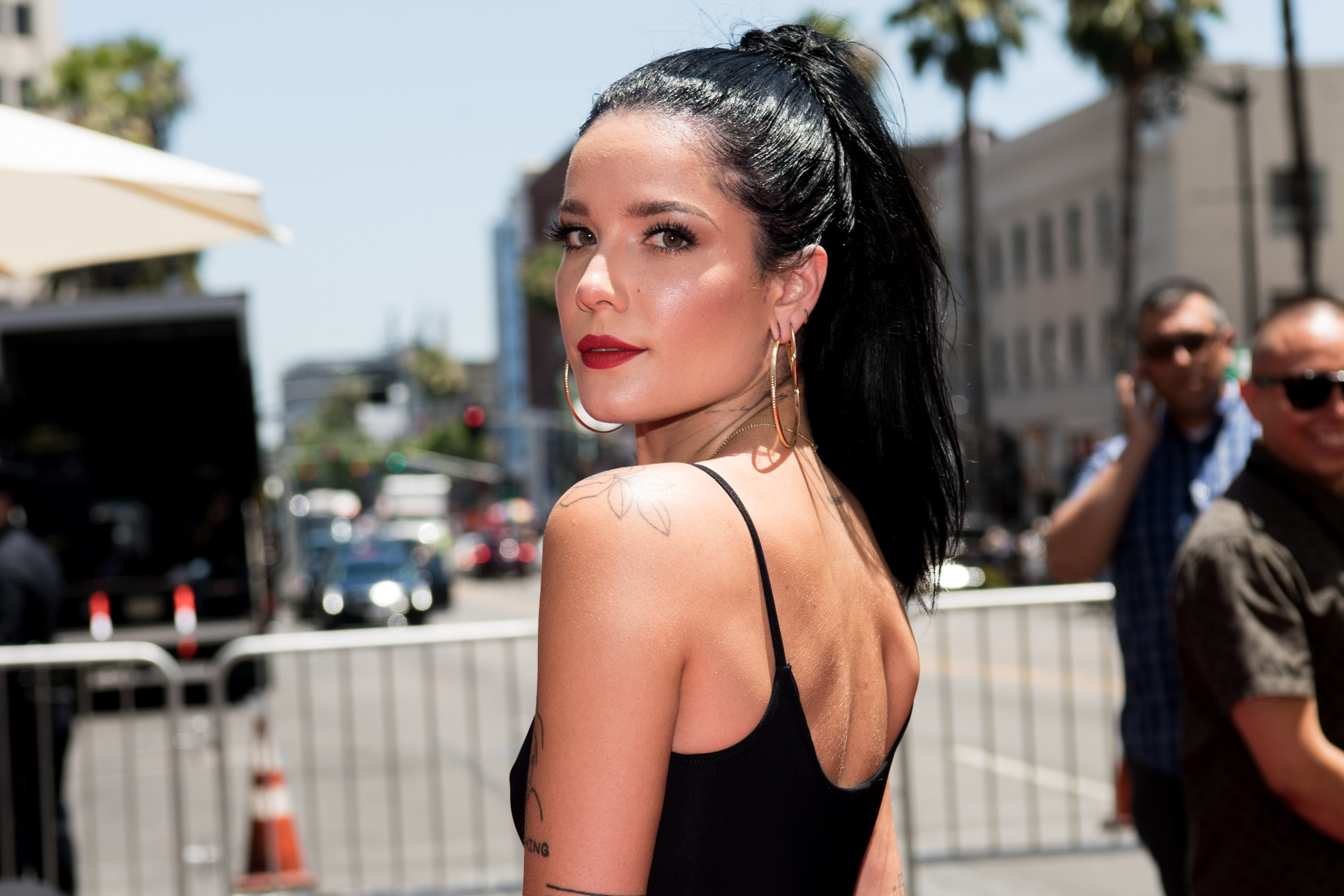 Who Did Halsey Date Before G-Eazy? Here's Who The Singer Has