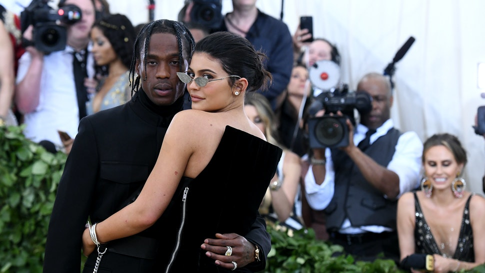 The Kylie Jenner Mention On Travis Scott's New Album Is