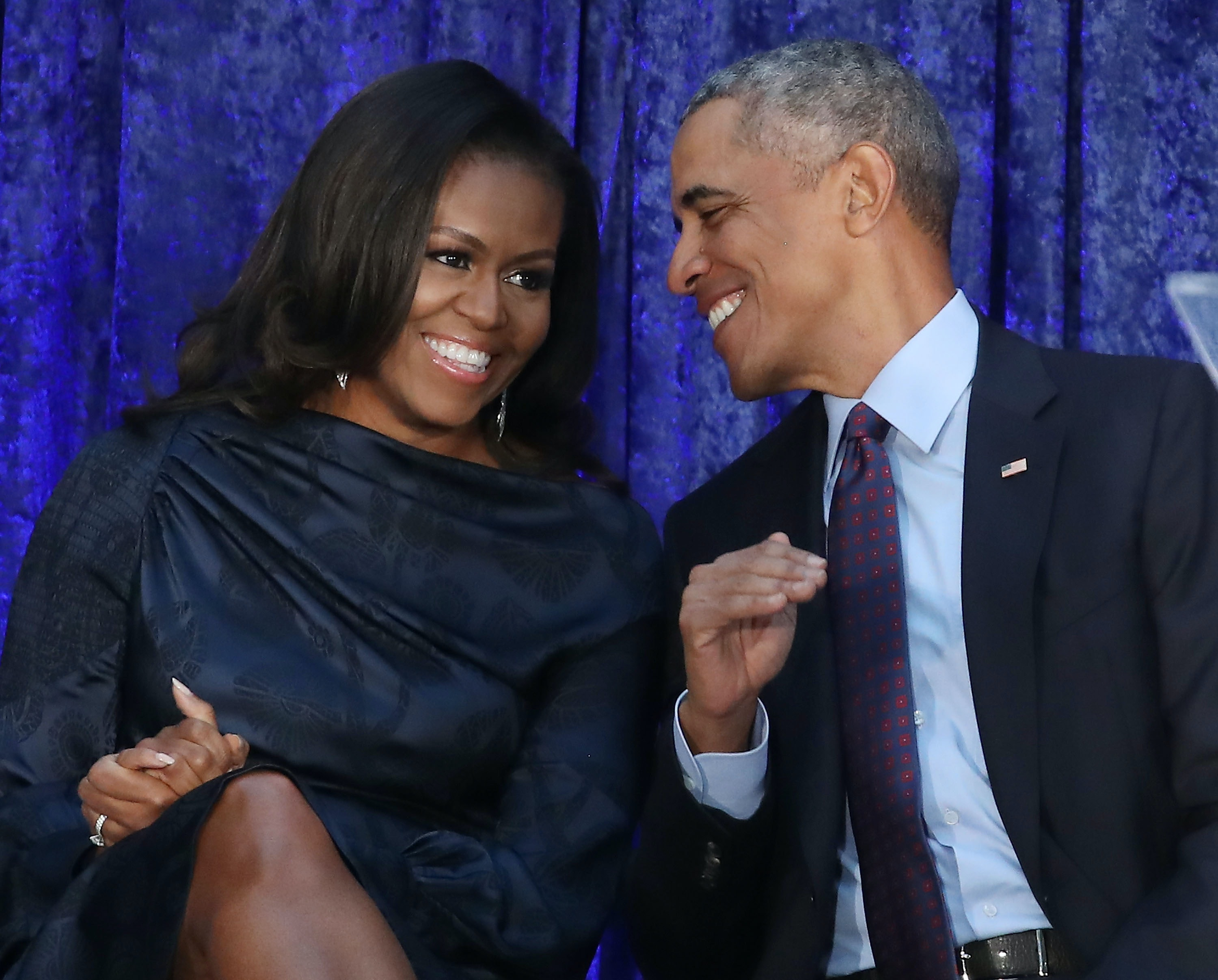 Michelle Obamas Birthday Tweet To Barack Will Melt Your Heart