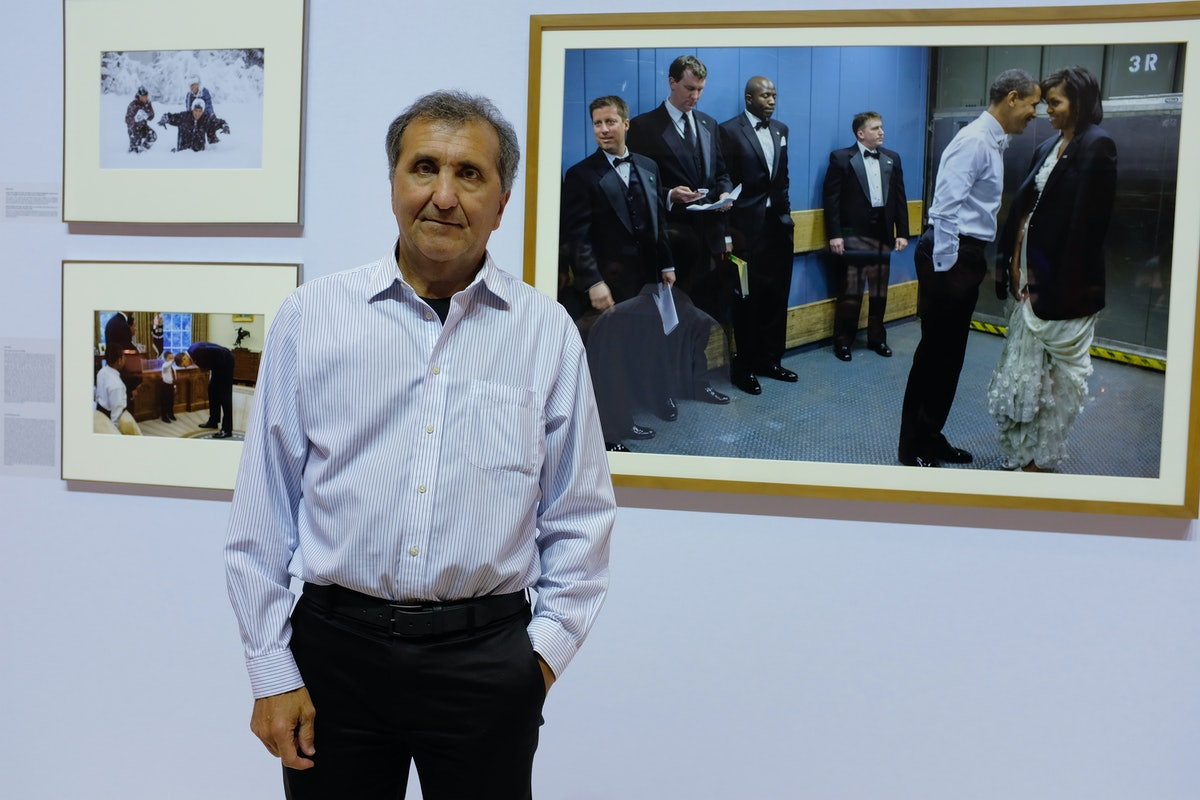 What Is Pete Souza Doing Now? Obama's Former White House Photographer Is Still In The Spotlight