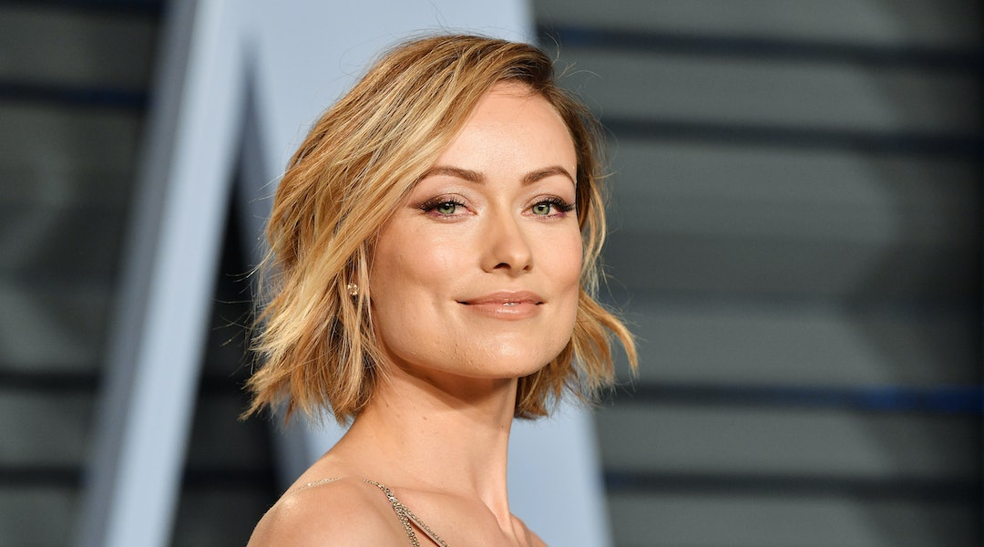 57b318a39df Olivia Wilde's Style Takes Puffy Sleeves To The Next Level