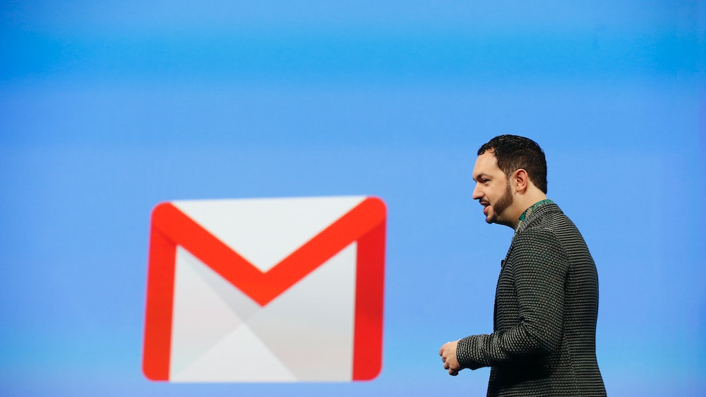 Here's How To Go Back To The Old Gmail Format If You Don't