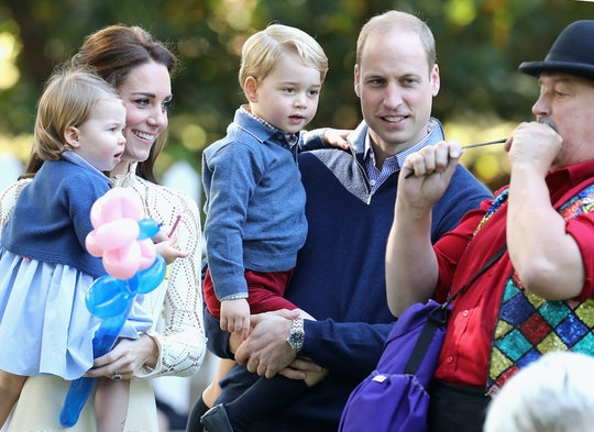 Prince William, Kate Middleton, and their children might not celebrate Halloween publicly, but they could celebrate privately at home.