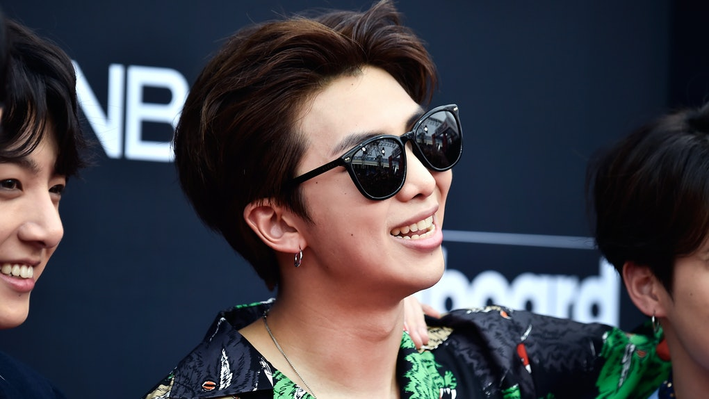 Who Is RM From BTS? The Rapper Is The Group's Leader For