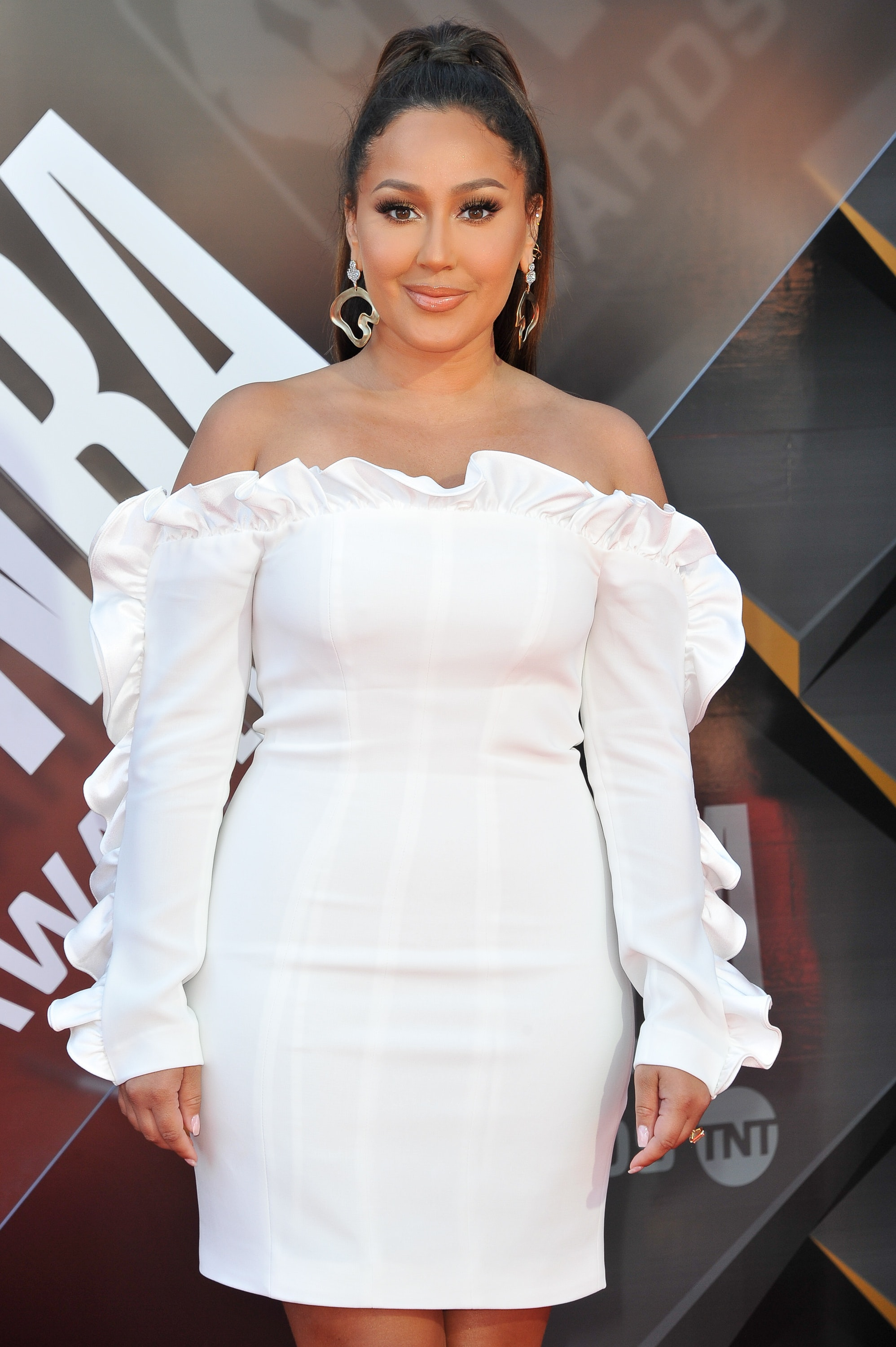Adrienne bailon is chubby