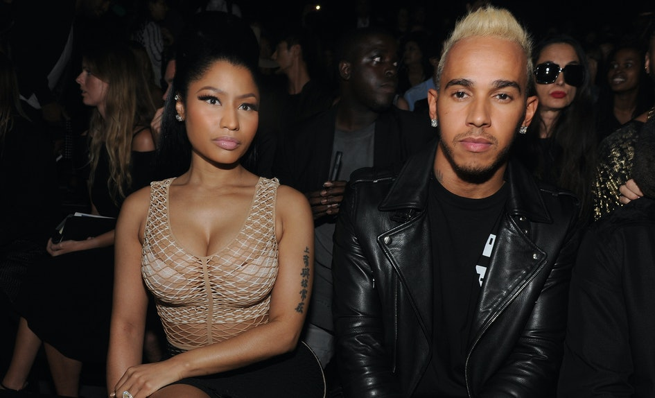 who was nicki minaj dating