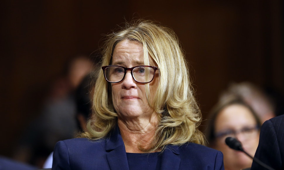 Image result for CHRISTINE BLASEY FORD IS A LIAR
