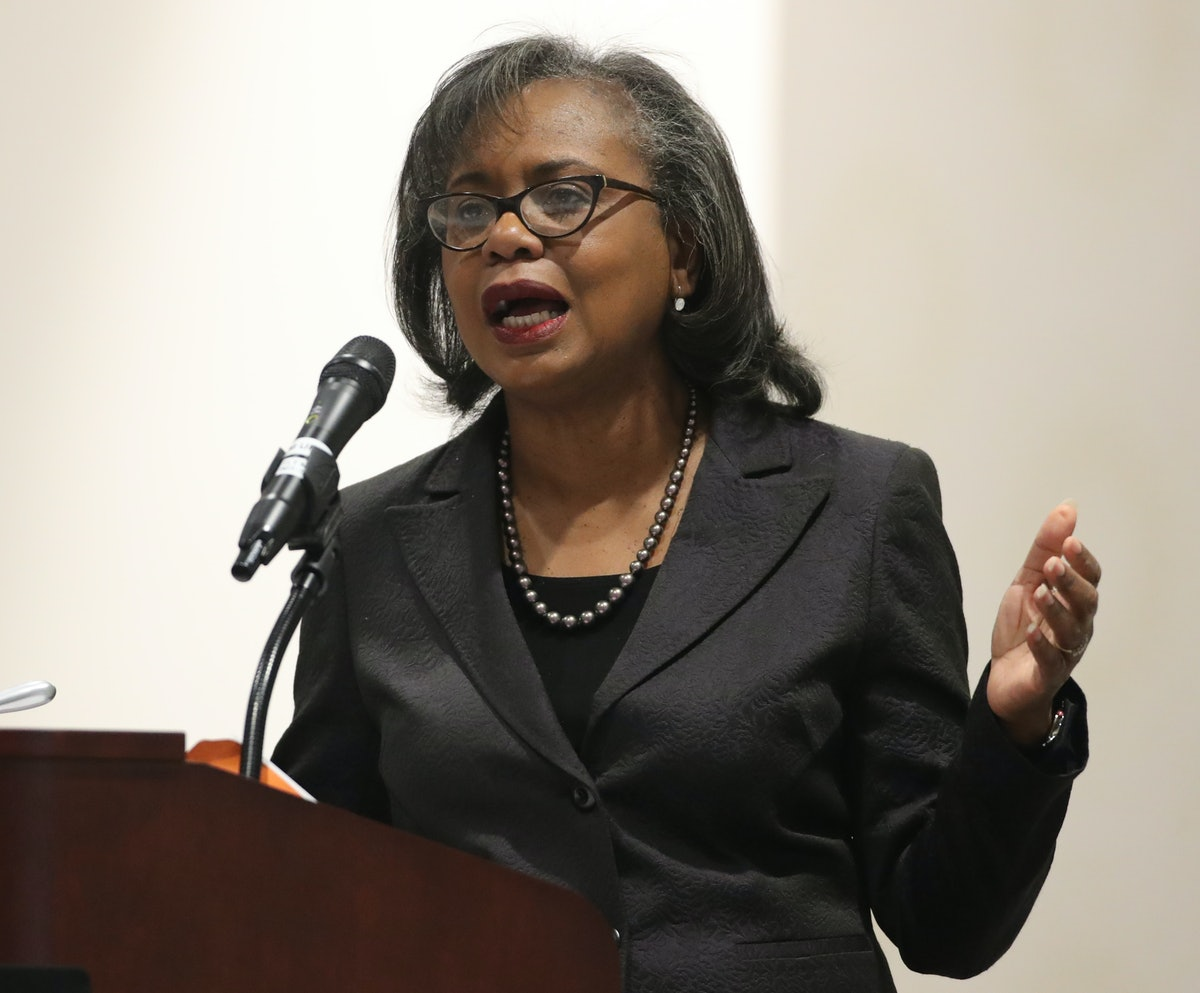 Anita Hill Responds To Kavanaugh's Hearing With A Blunt Remark On His Anger