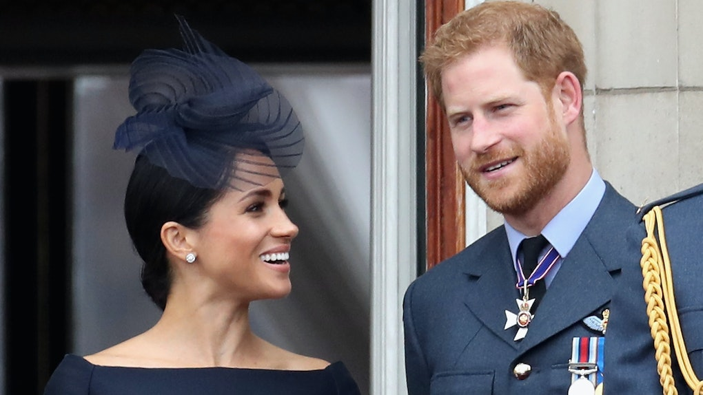 Meghan Markle & Prince Harry's Reported Dog Name Has The