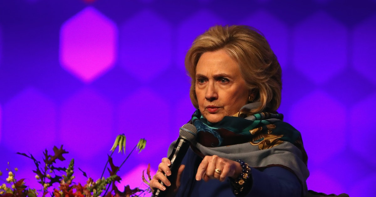 Hillary Clinton's Tweets About Kavanaugh & Roe V. Wade Show Why She's So Worried