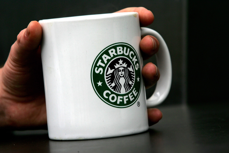 Coffee that will wake you up starbucks