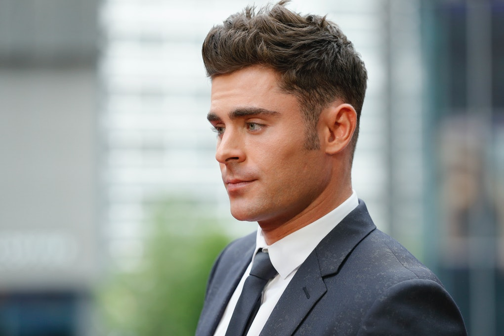 Zac Efron S New Platinum Blonde Hair Is Everything I Could Ve Hoped