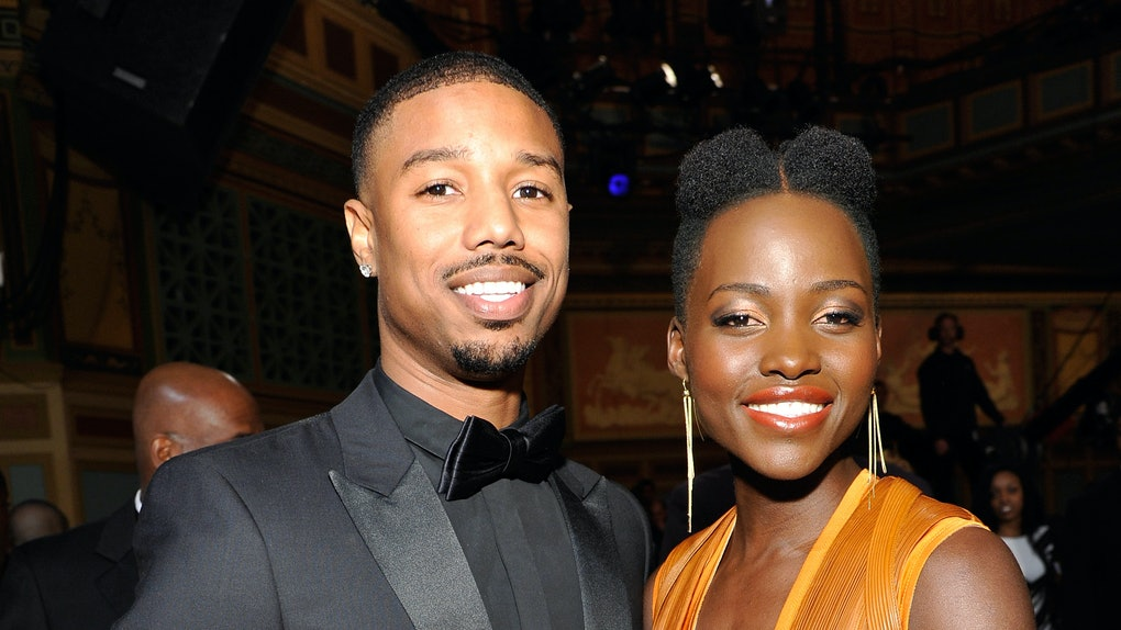 lowest price e78a5 d4dae Are Michael B. Jordan   Lupita Nyong o Dating  They Just Addressed Those  Romance Rumors