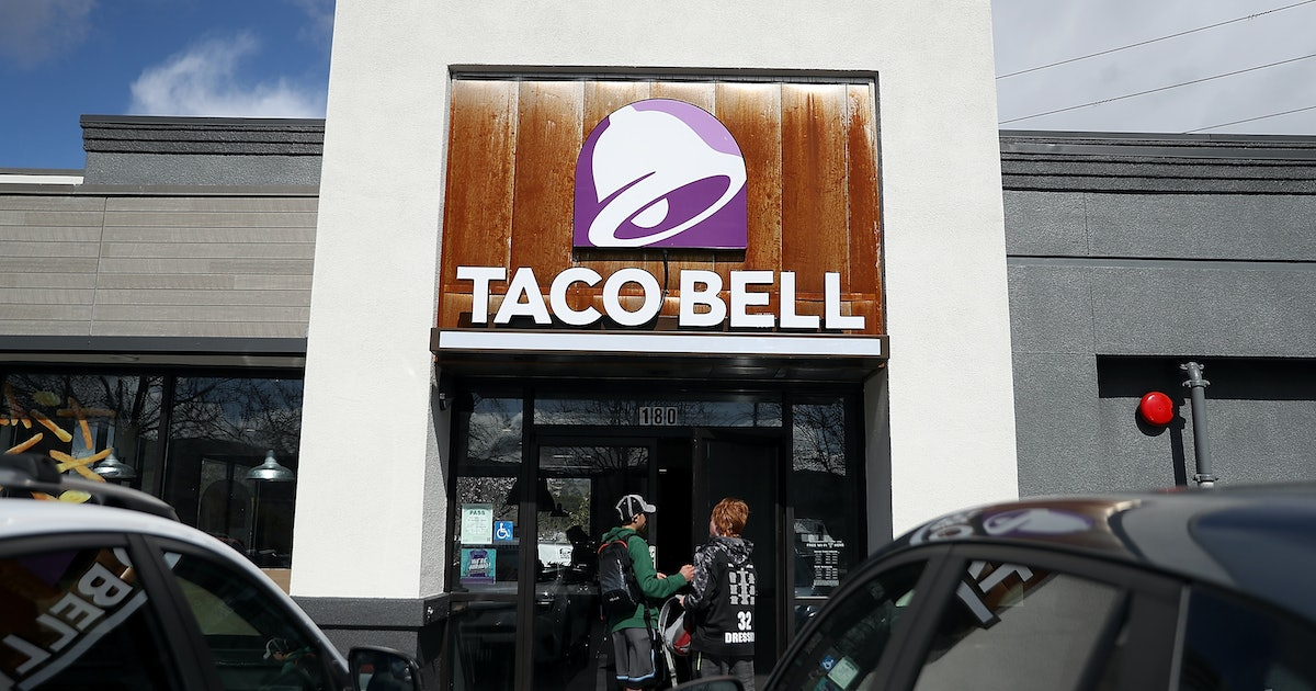 Taco Bell Is Bringing A Full Vegetarian Menu To Locations This Year & This Is Not A Drill