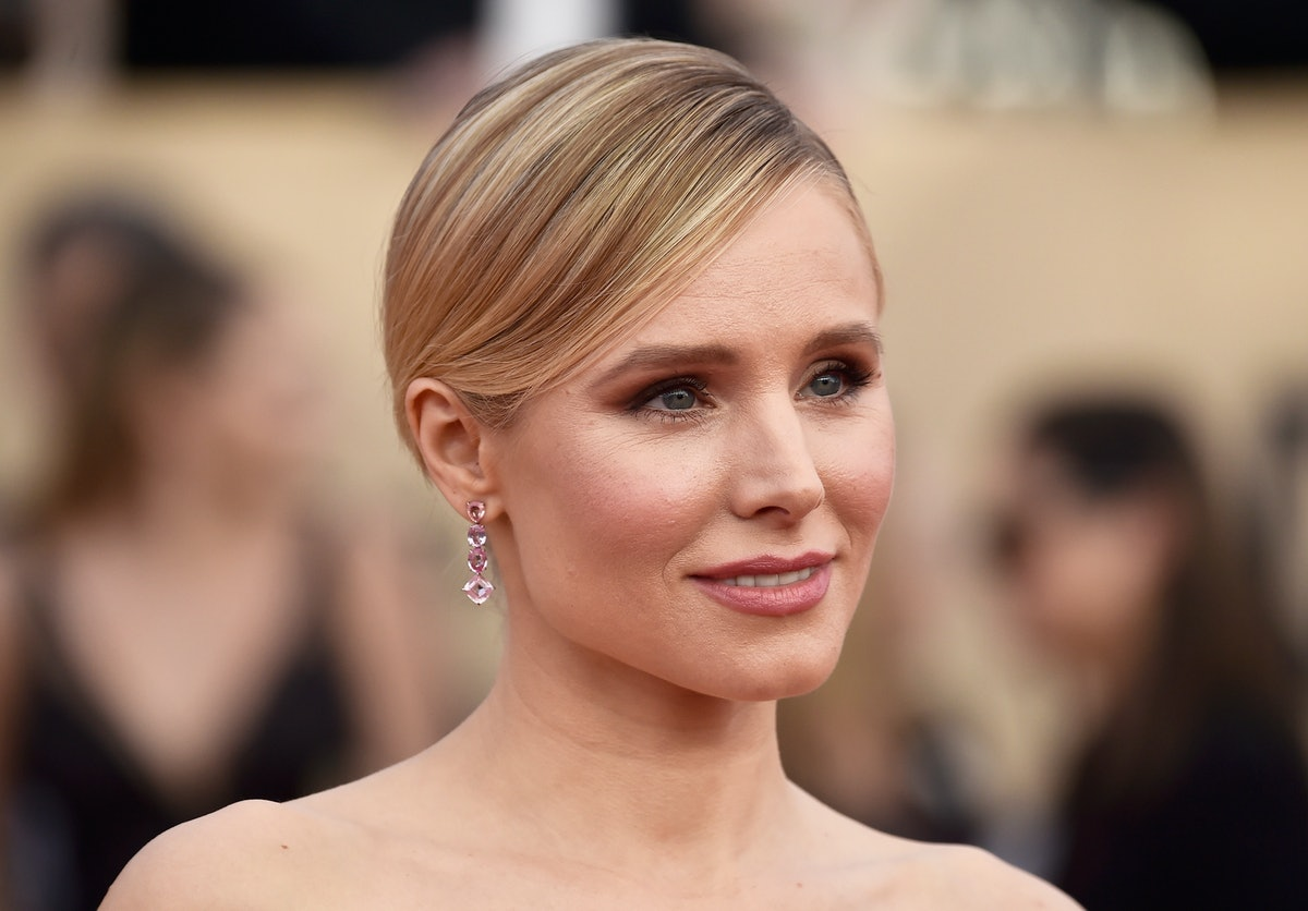 Kristen Bell's Nail Polish From The 2019 Critics' Choice Awards Is So Affordable