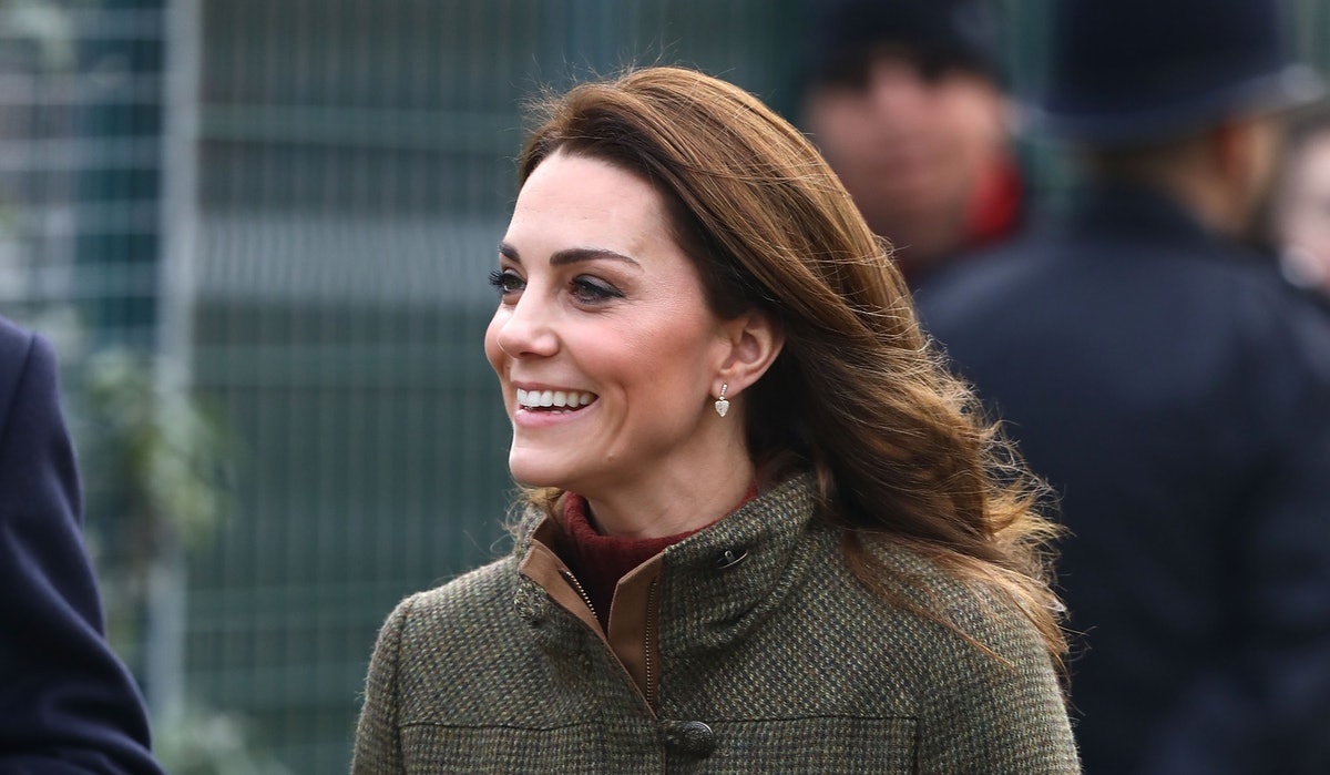 Kate Middleton's Combat Boots Are So Different For The Royal But SO GOOD