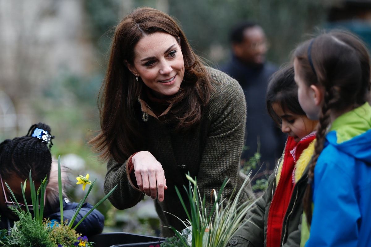 Kate Middleton's New Garden Project Will Take Her Back To Her Childhood Roots