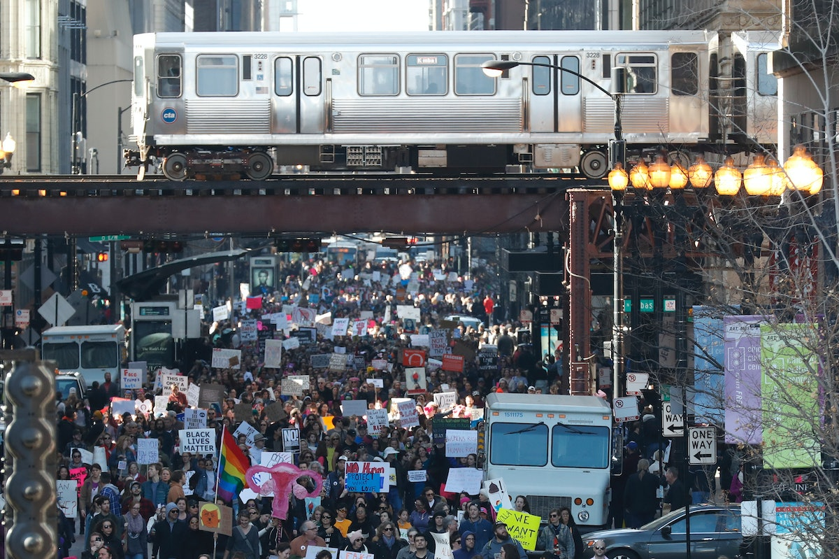 Chicago Women's March Canceled, But There Are Other Events Taking Place Instead