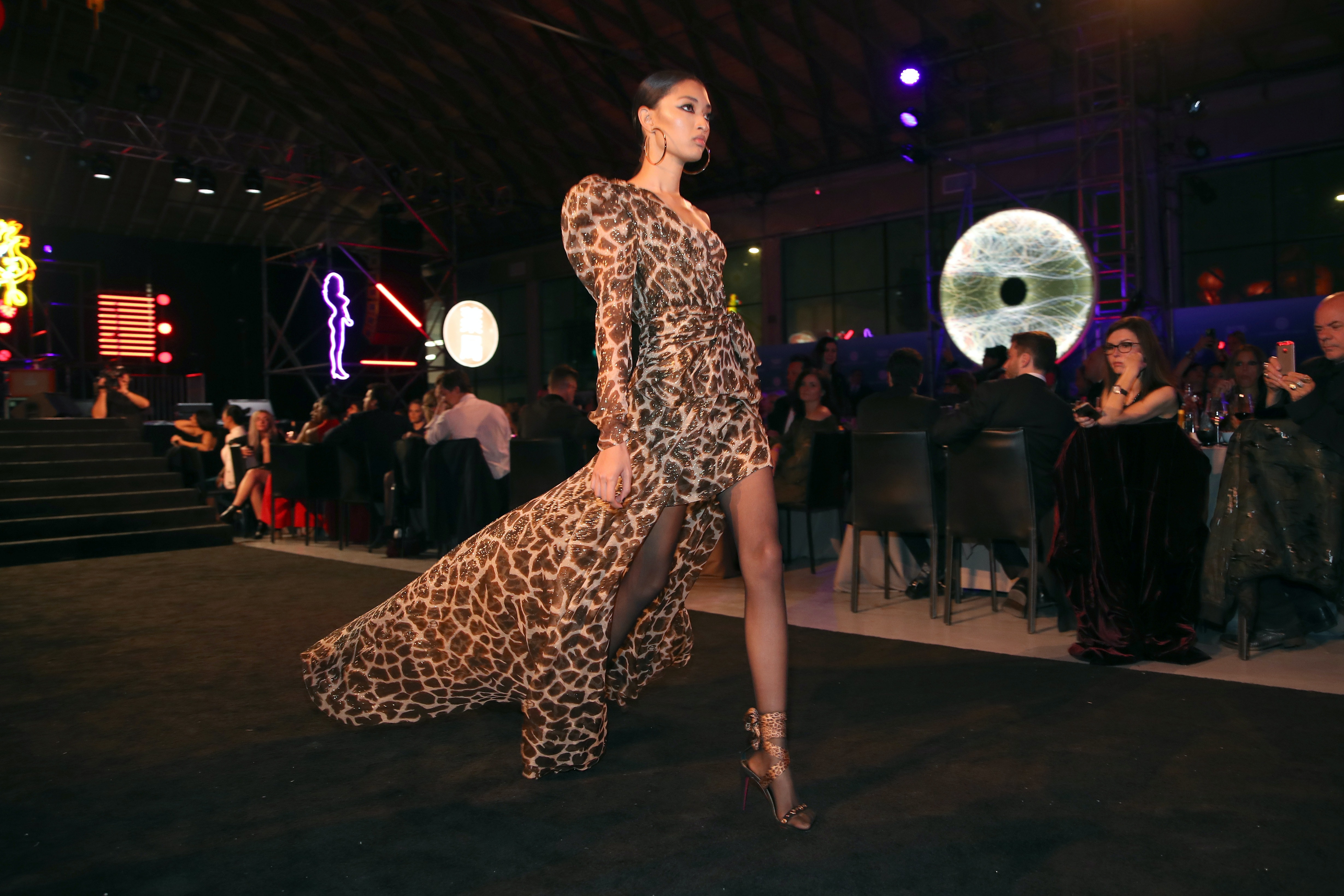 e09ce83e9437 The Leopard Print Fashion Trend Isn't Going Anywhere, So Go Ahead And Get  Wild