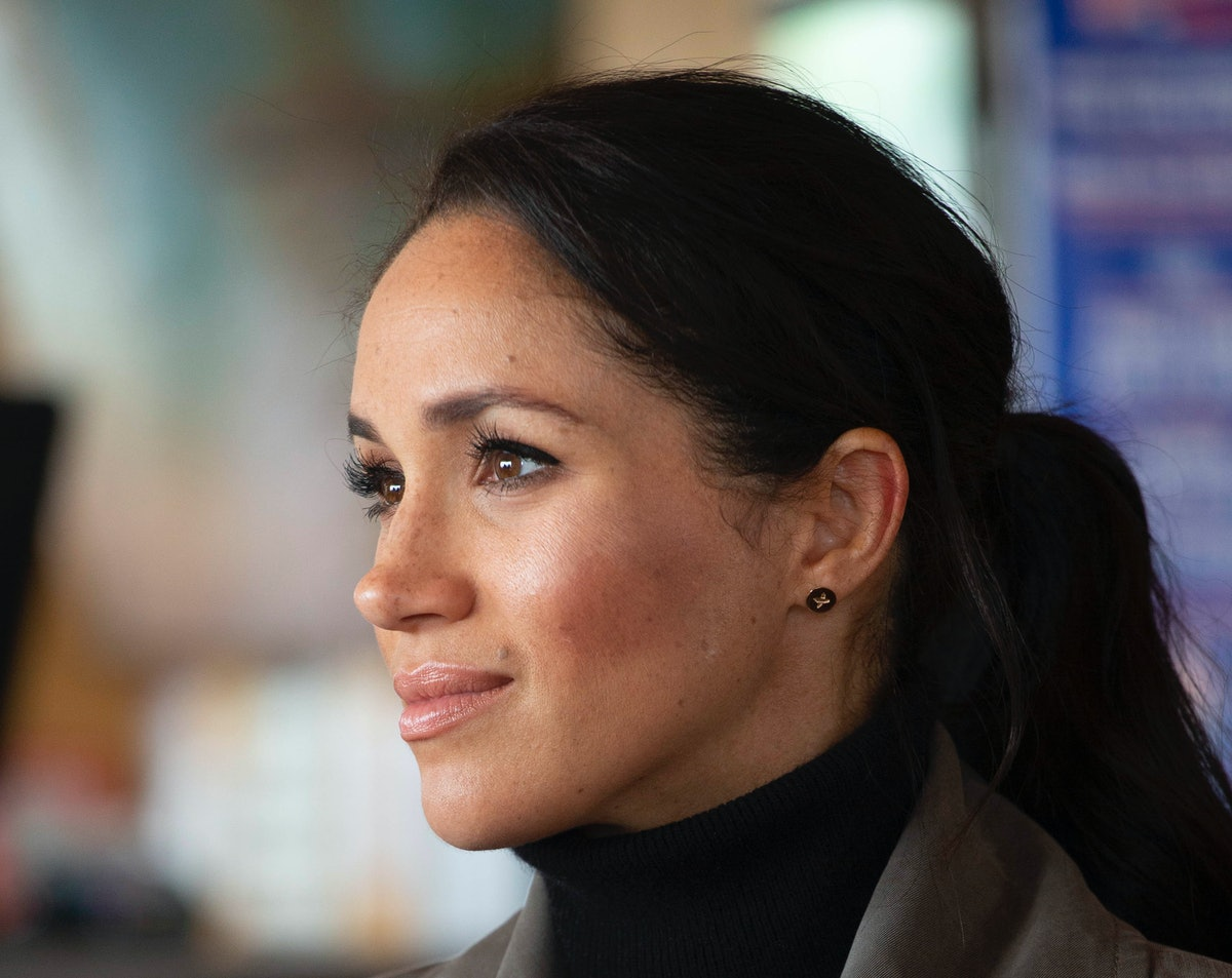 """Meghan Markle's Reaction To Being Called """"Fat Lady"""" By An Elderly Woman Was So, So Smooth"""