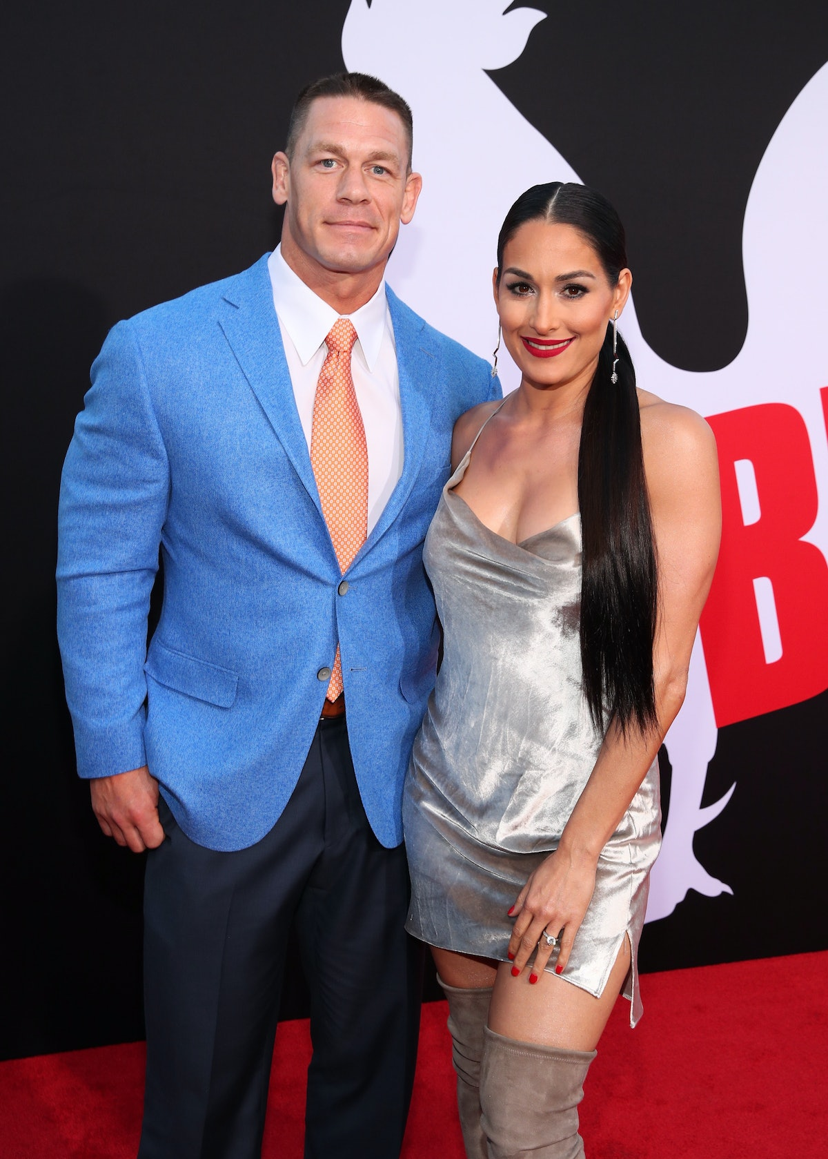 Nikki Bella's Comments About Calling John Cena After Every Date Are Pretty Surprising