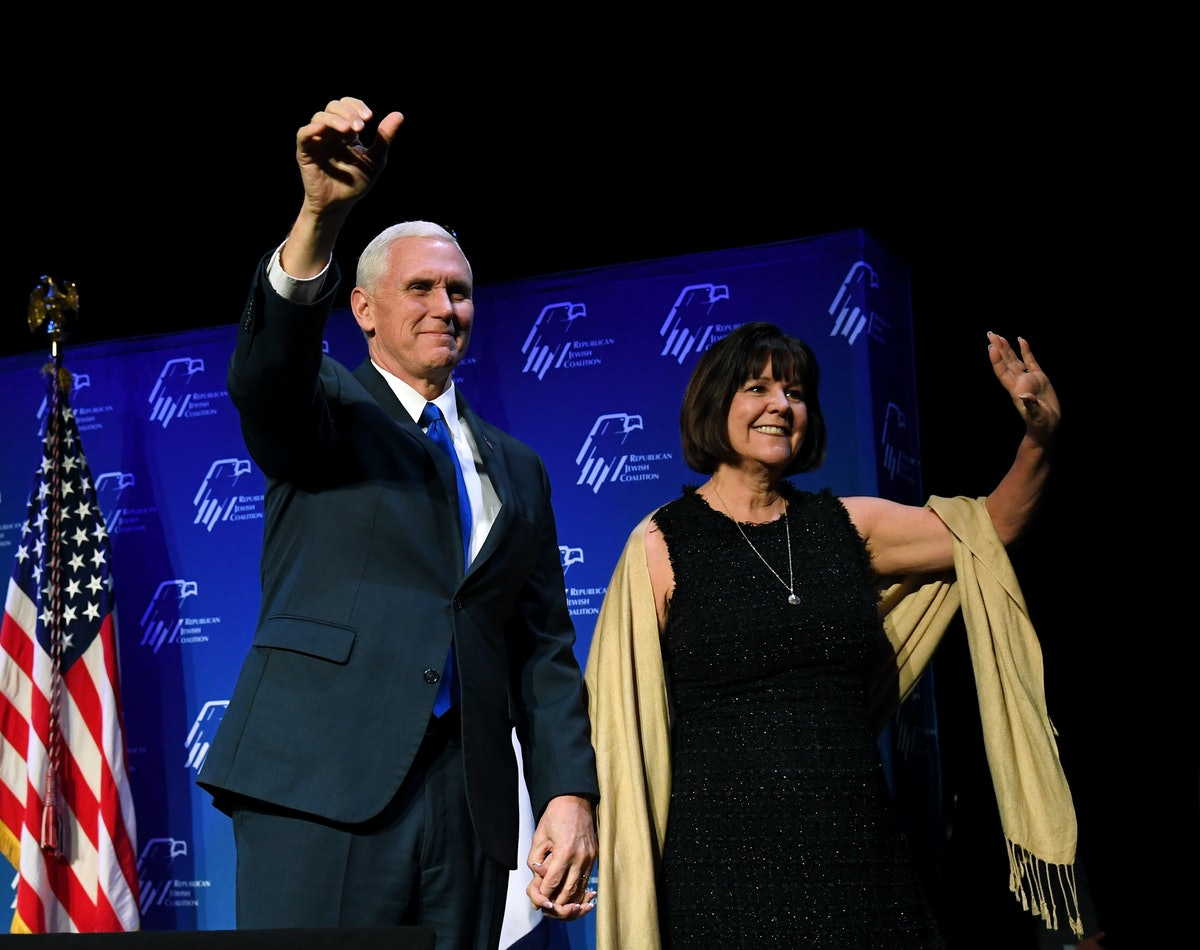 The School Where Karen Pence Is Working Doesn't Welcome LGBT Students Or Teachers