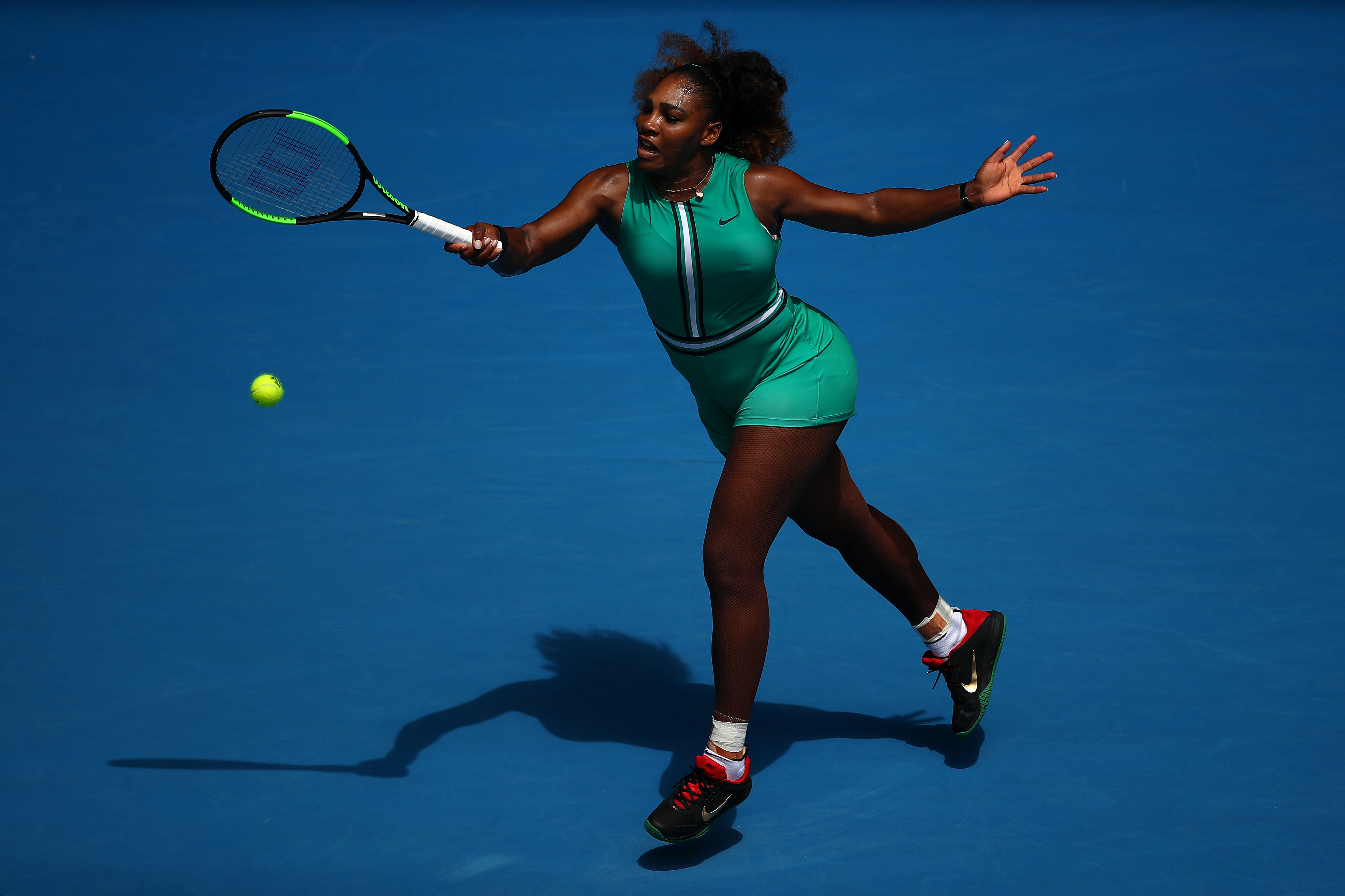 922159820ec Serena williams wore fishnets on the tennis court because the o a can do no  wrong jpg