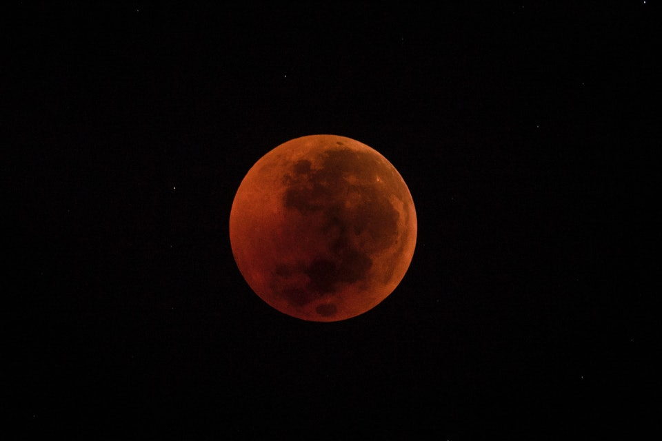 How The Super Blood Wolf Moon 2019 Will Affect Your Pregnancy The