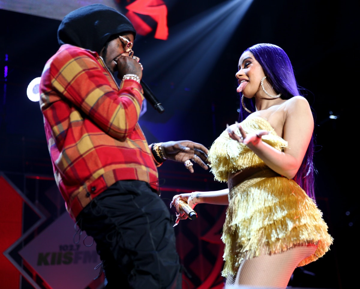 Cardi B's Tweet Apparently About Offset In Paris Could Mean They Are Reconciling