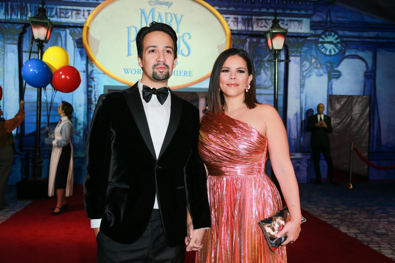 Lin Manuel Miranda Wedding.Who Is Lin Manuel Miranda S Wife Vanessa Nadal Has An Impressive