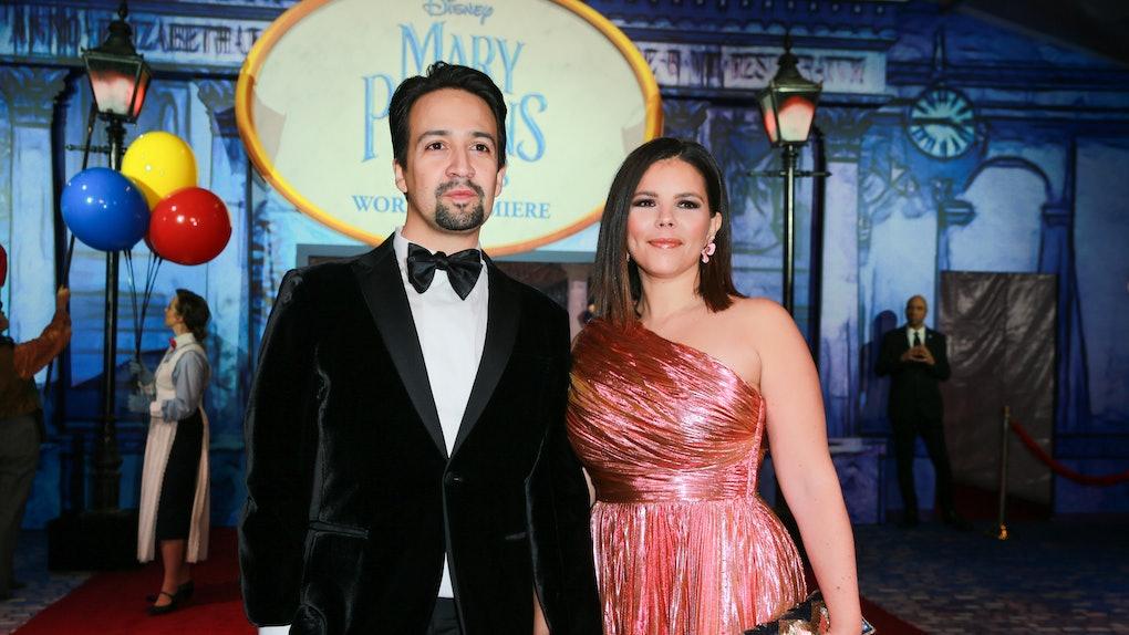 Who Is Lin-Manuel Miranda's Wife? Vanessa Nadal Has An ...