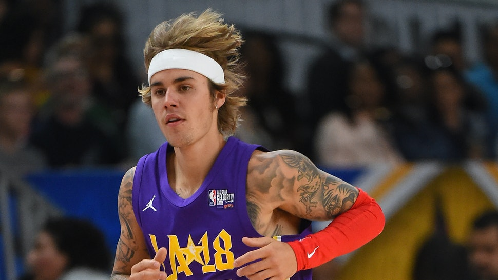 Is Justin Biebers Grace Face Tattoo Real The Singer