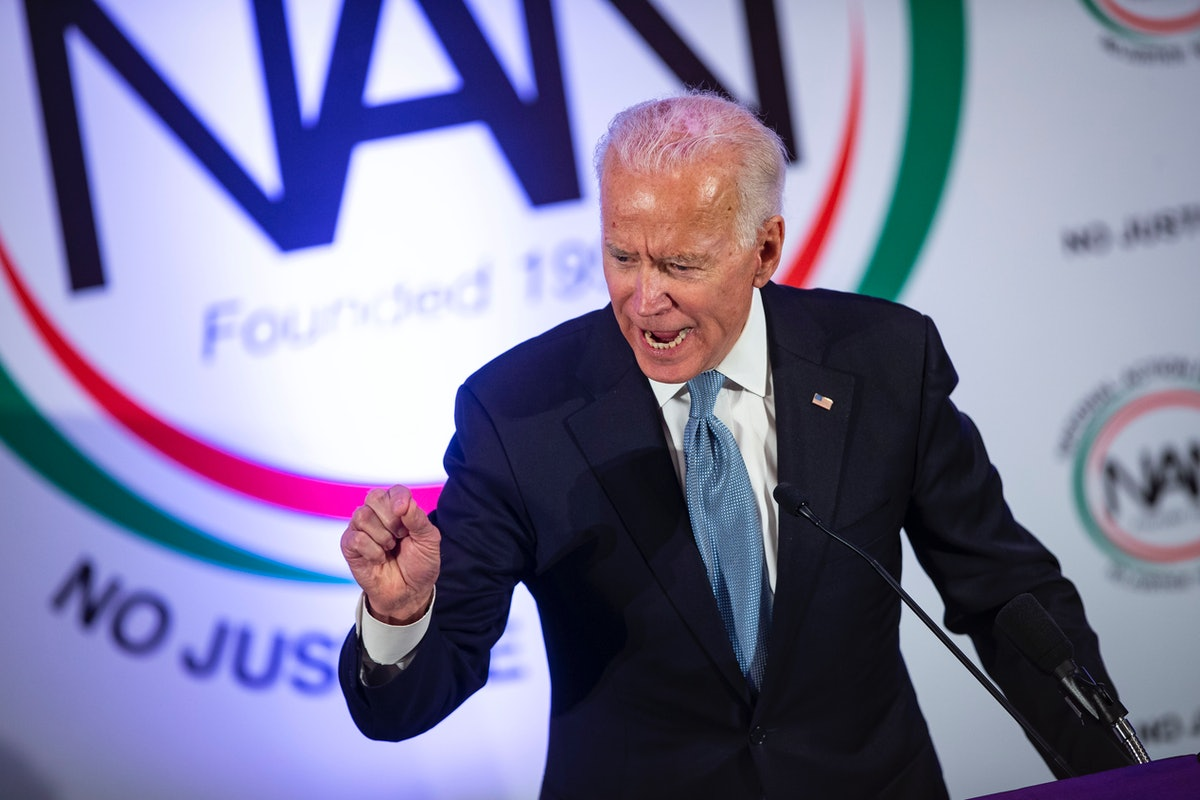 Biden Called Out Trump's Administration During A Powerful Speech Honoring Martin Luther King Jr.