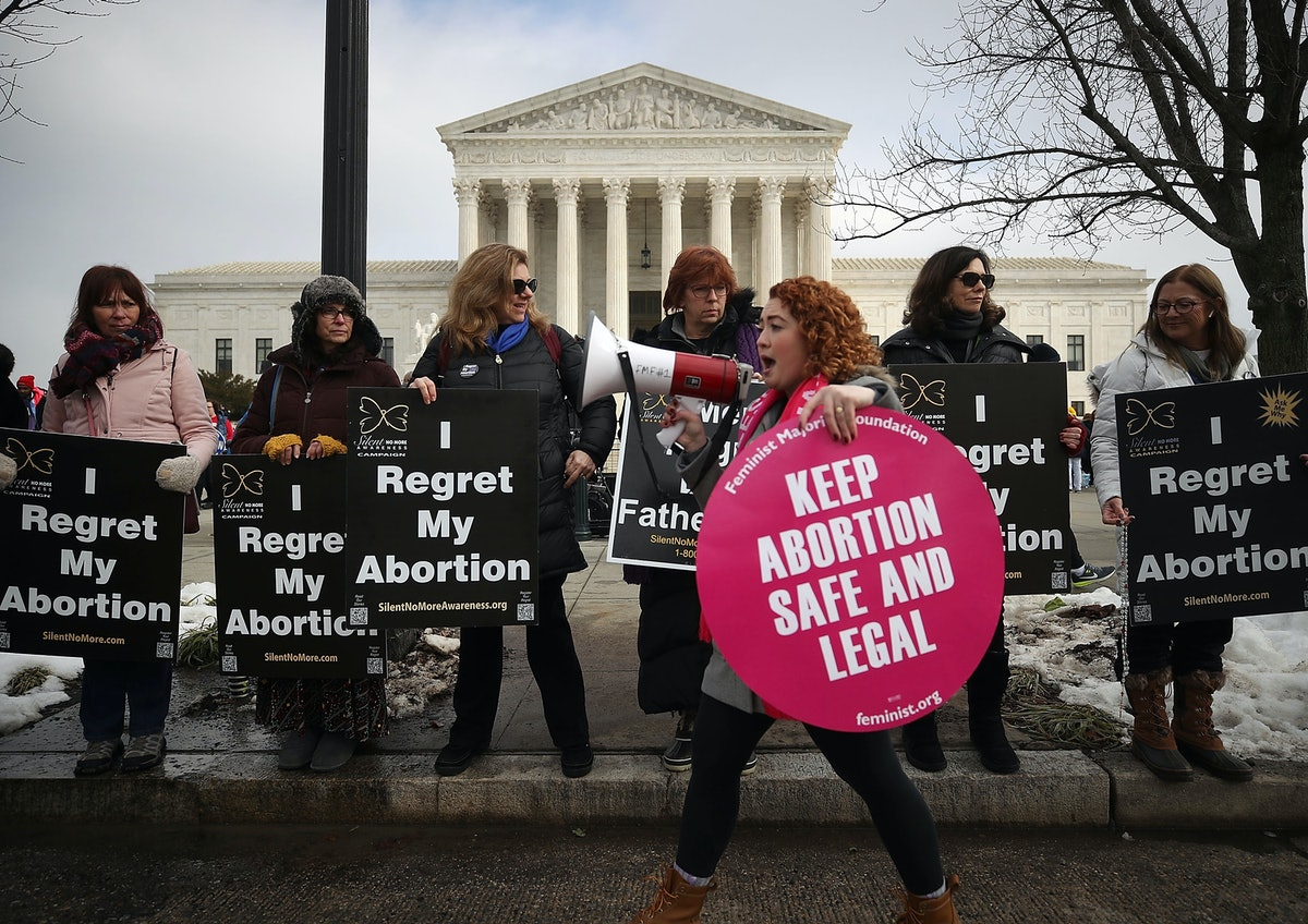 Anti-Abortion Ads On Google Could Be Blocked If They're Misleading, Thanks To A New Policy
