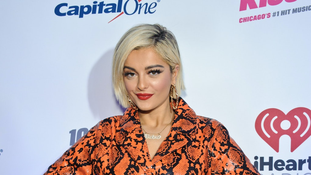 62f63d7efda Bebe Rexha's Instagram About Her Grammys Outfit Blasts Designers For A  Totally Justified Reason