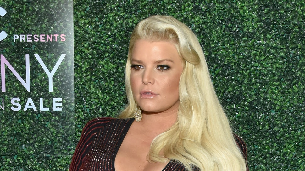 Jessica Simpson Baby Shower Included A Major Hint About Her Third