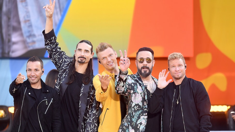 backstreet boys  The Backstreet Boys Revealed What They Think Is The Worst BSB Song ...