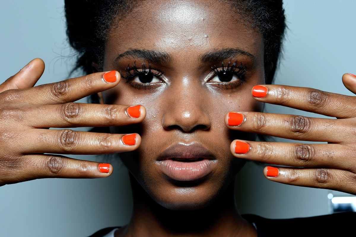 The Best Red Nail Polish For Every Skin Tone