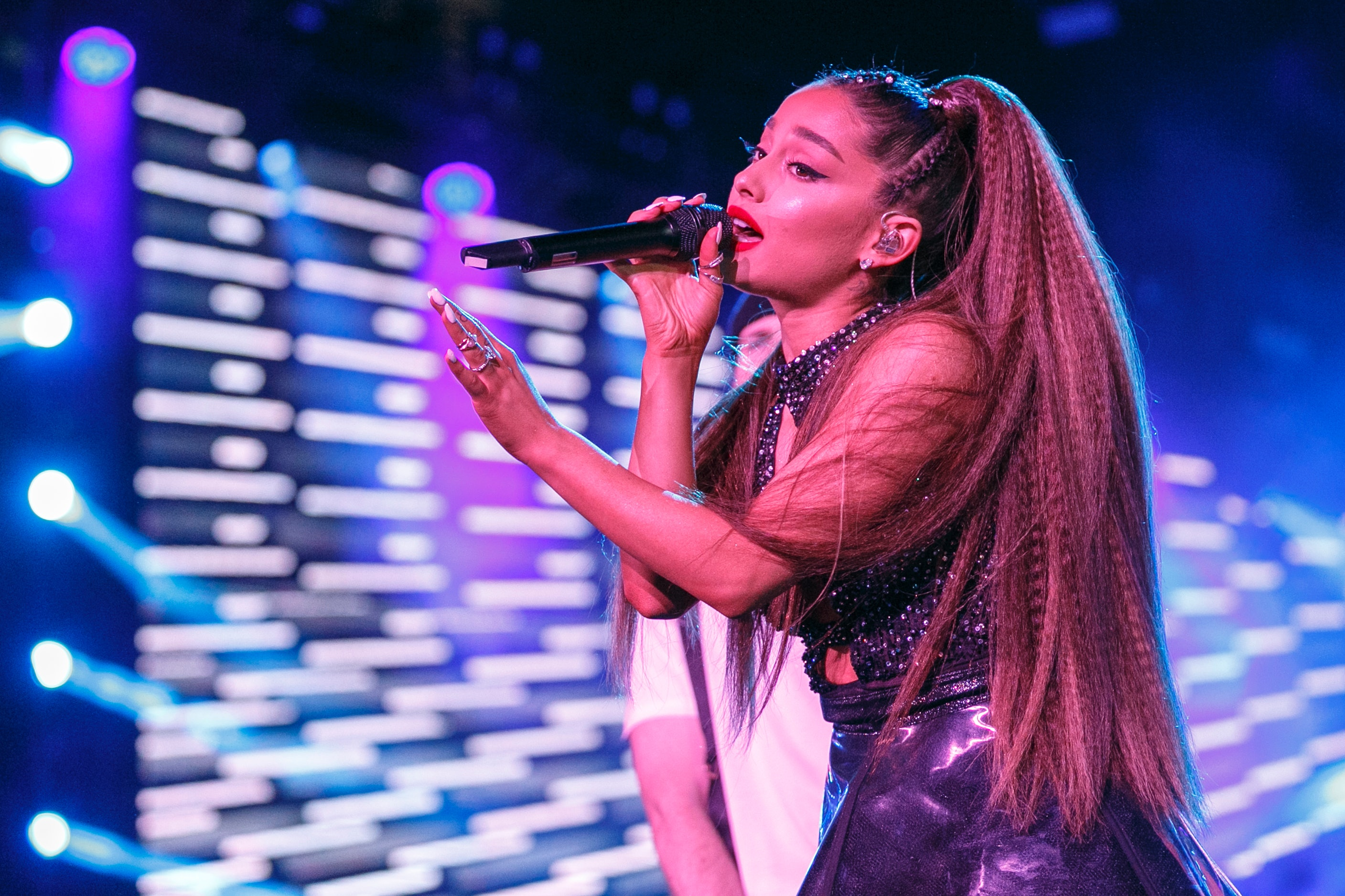 Ariana Grande's 'Thank U, Next' Album Cover Reveal Teased A