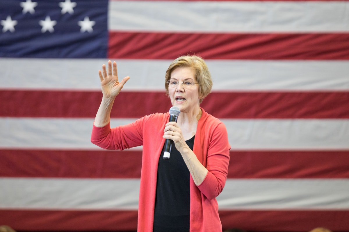 """Elizabeth Warren's Wealth Tax Would Make The """"Ultra-Rich"""" Pay On What They Own"""