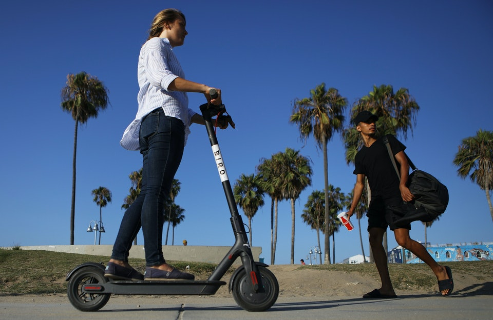 Electric Scooters Are Sending People To The Emergency Room