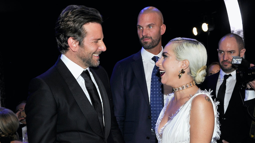 Lady Gaga & Bradley Cooper Presented At The 2019 SAG Awards & Time