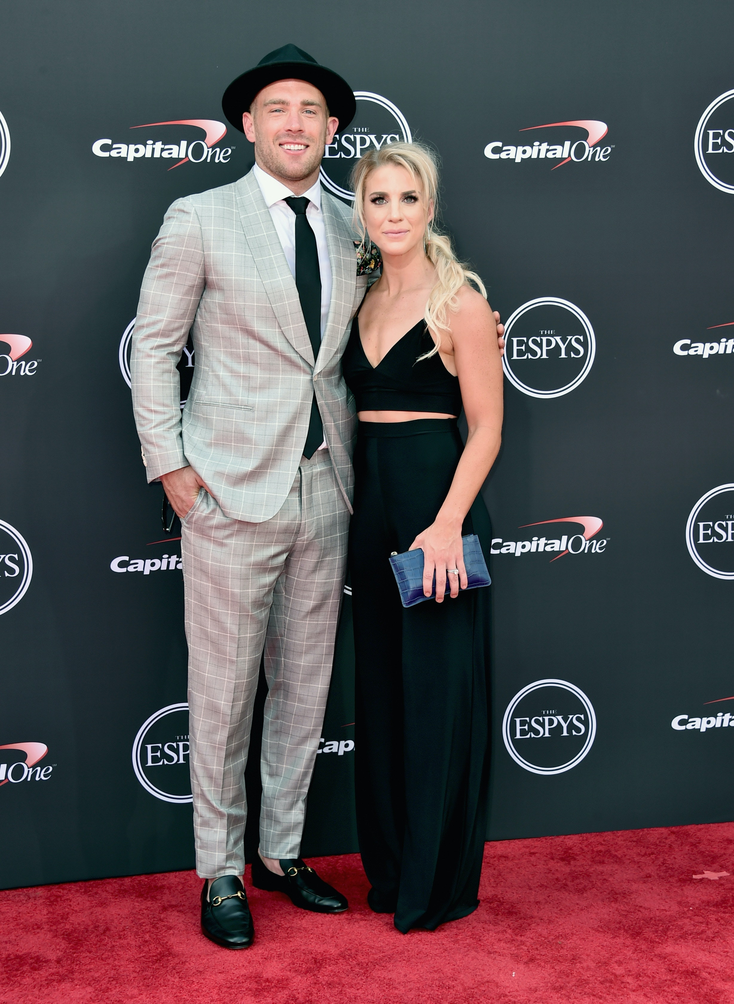 5 Famous Football Couples That Aren't Tom Brady Or Gisele