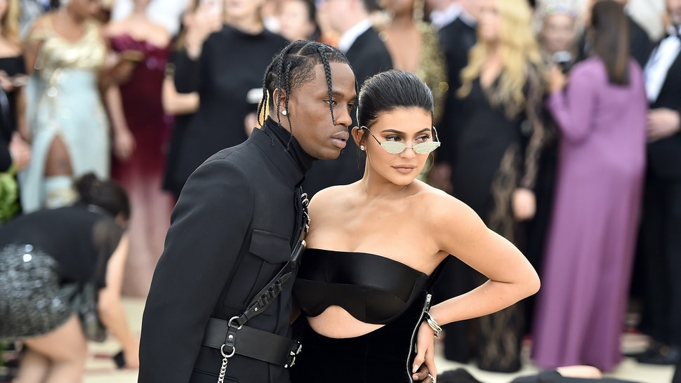 e7be5fe387c9 Kylie Jenner & Travis Scott's Relationship Timeline Shows Exactly How Their  Love Story Developed